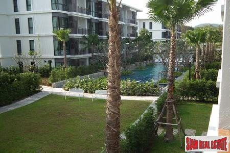 Modern two-bedroom condominium located in popular Rawai close to beach