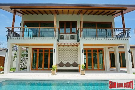 Three-bedroom detached private villa in popular Rawai residential area