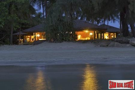 Luxury Island Beachfront Villas Within 7