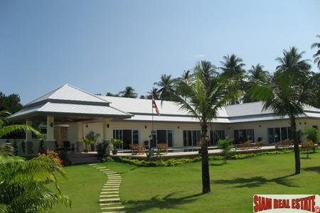 Brand New 4 Bedroom House With Pool For Rent in Rawai, Phuket