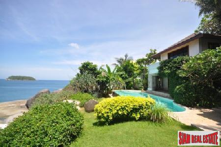 4 Bed Luxury Pool Villa on Kata Headland