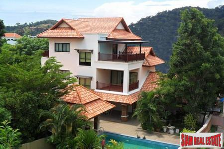 Spacious homes with private swimming pool in good residential area