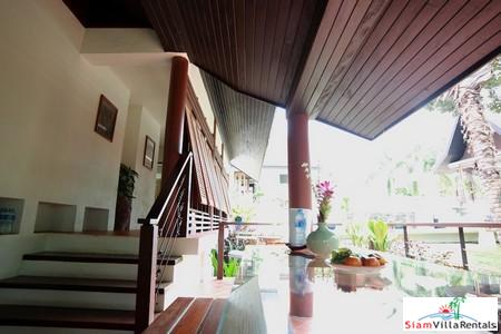 Spacious four-bedroom villa with private 16