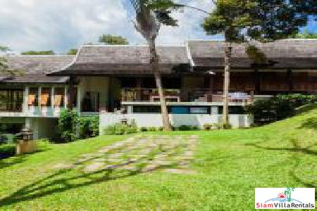 Spacious four-bedroom villa with private 2