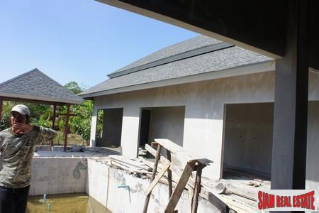 New three-bedroom home in Chalong 11