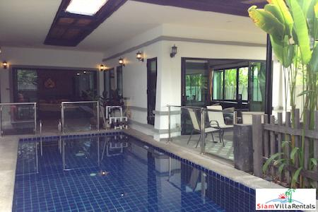 Fully Furnished Three Bedroom Home in Secured Chalong Estate with Private Swimming Pool