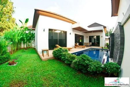 Fully furnished two-bedroom villa in Rawai with private swimming pool