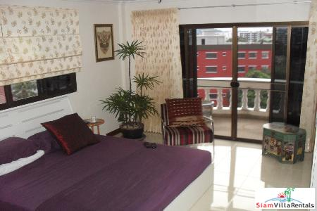 Fully-furnished one-bedroom apartment in popular Patong