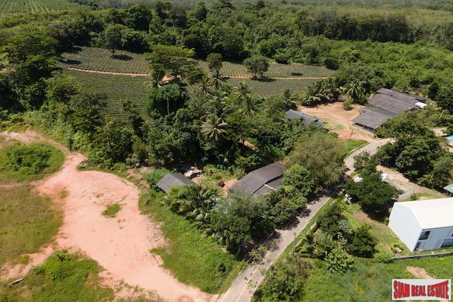 Mai Khao land for sale 9