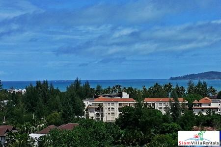 Sea view Surin apartments