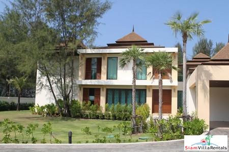 Two-storied Three Bedroom Luxury Villa with Sea View, Koh Kho Khao, Khao Lak