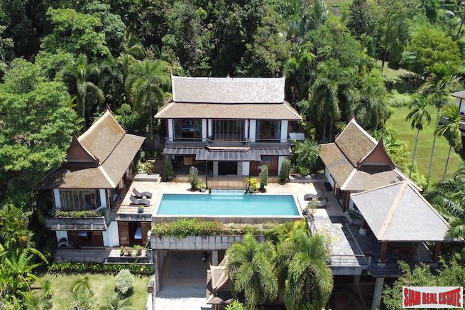 An Exlusive and Prestigious Villa Surin