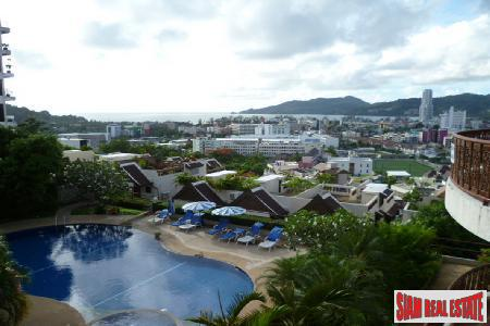 Block of 5 x 100m2 Patong Apartments with Sea Views