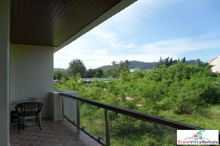 Two-bedroom fully furnished condominium in Rawai