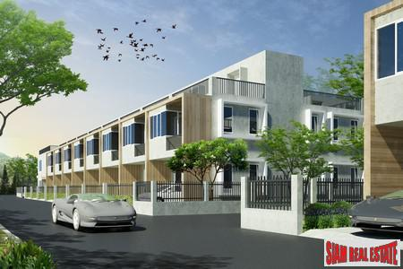 Brand New Modern Style 2 Bed Town Homes In Ao Nang