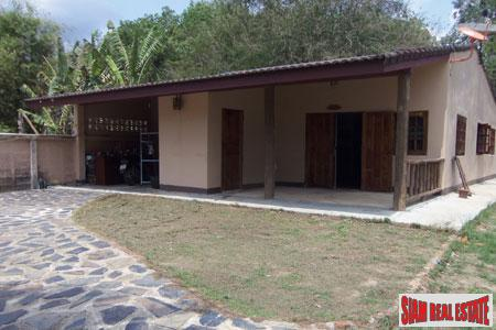 3 Bed Thai Villa On Huge Plot Of Land
