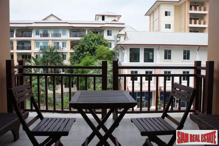 Two-bedroom modern apartment in Rawai 15