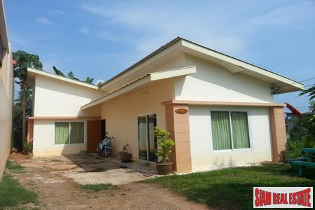 Small Modern 2 Bed Detached Thai House