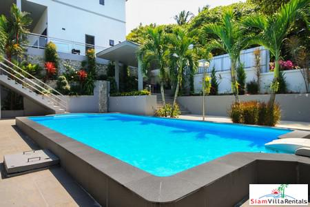 Modern, Sea View Luxury 3-5 Bedroom Home in Phuket Town