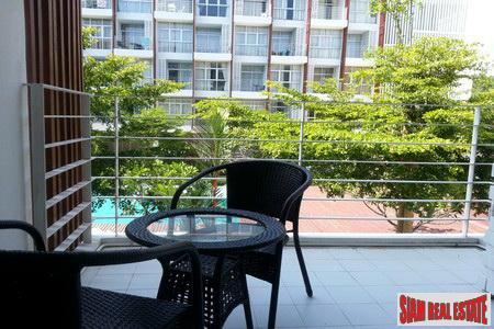 Very Affordable 1 Bed Sea and Pool View Condo In Klong Muang