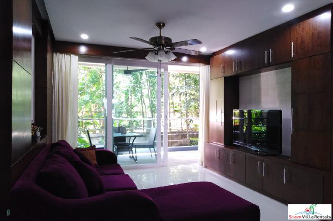 Kathu two-bedroom apartment with modern 3