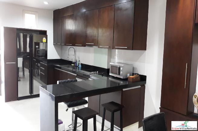 Kathu two-bedroom apartment with modern 5