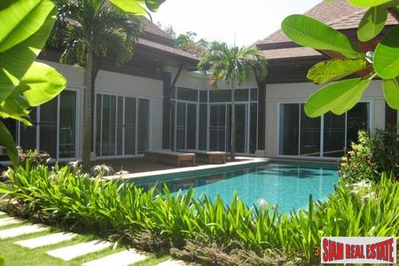 Beautiful Pool Villa 2 mins Drive to Top International School