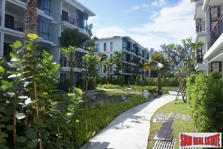 Smart Condo in Serene Environment on Rawai Beach, Phuket