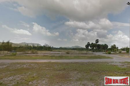 Flat Land for Sale and Ideal for Development - 7 rai in Baan Don, Cherng Talay