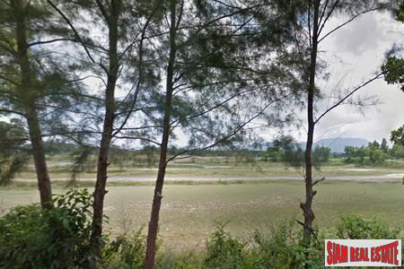 Flat Land for Sale and 3