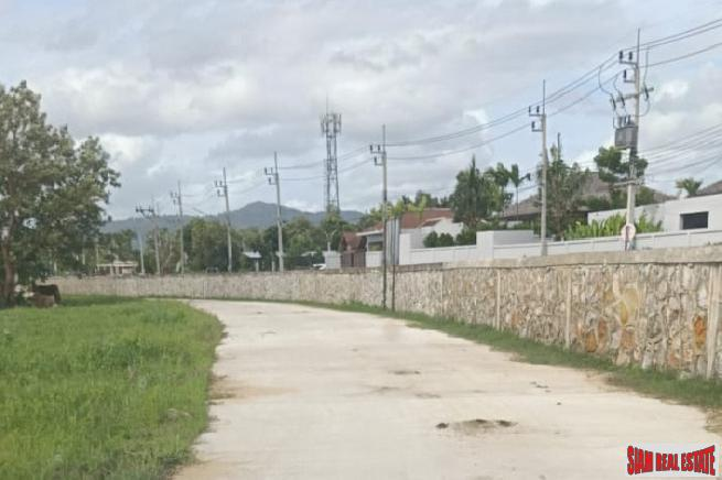 Flat Land for Sale and 4