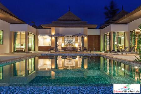 Beachfront Three Bedroom Luxury Villa with Sea View, Koh Kho Khao, Khao Lak