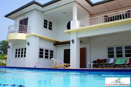 Large five-bedroom villa with private pool - perfect for large group or family