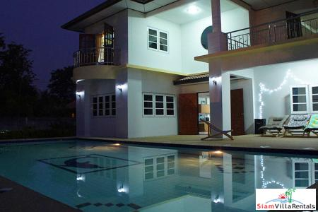 Large five-bedroom villa with private 2