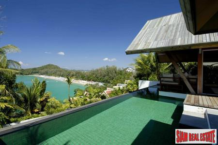 Four-bedroom private pool villa in excellent location - close to two beautiful beaches