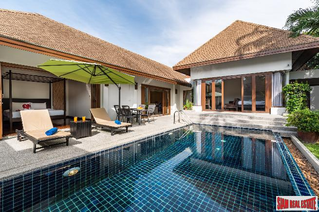 Villa Suksan | Two Bedroom Pool Villa For Long Term Rental in Rawai, Phuket