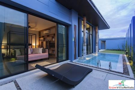 One-bedroom private pool villa offering a luxury holiday accommodation option