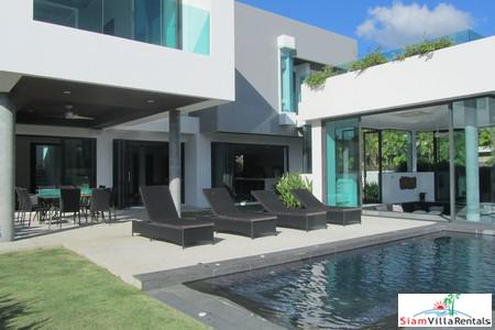 Luxurious five-bedroom private pool villa on Laguna golf course fairway