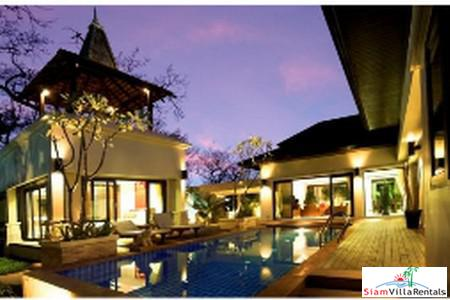 Beautiful resort private pool villa in good Phuket location