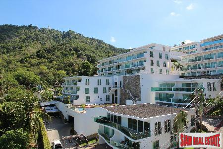 Modern One-Bedroom Seaview Condo in Kata Hills