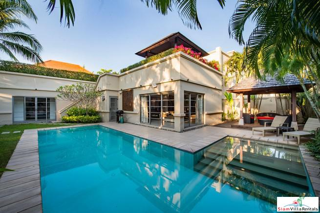 The Residence Resort | Gorgeous Three Bedroom Pool Villa near Bangtao Beach