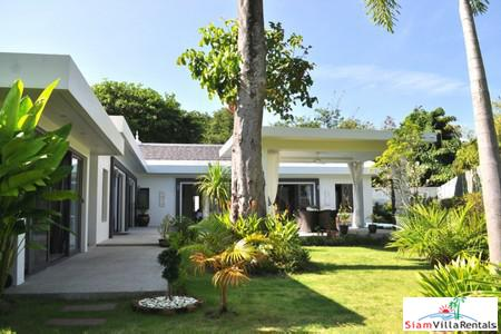 Gorgeous, 4-Bedroom Holiday Pool Villa in Rawai