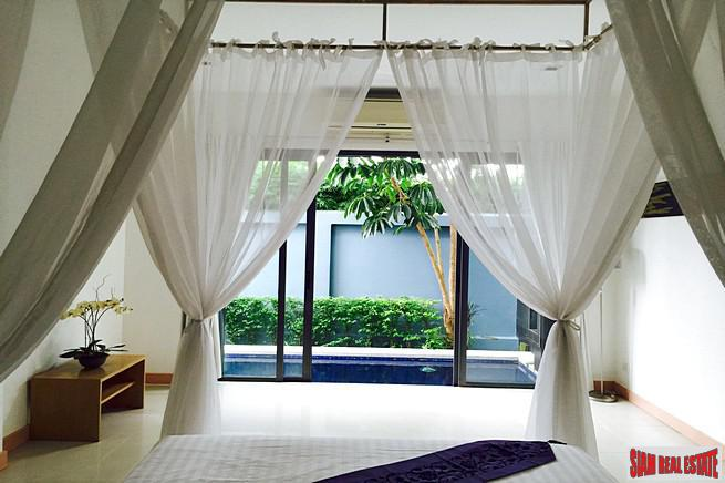 Stylish one Bedroom Pool Villa near Layan Beach