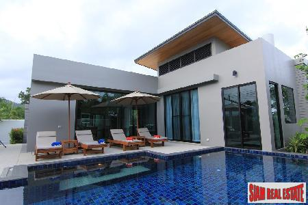 NEW 3-Bedroom Pool Villas in Nai Harn's most exclusive area