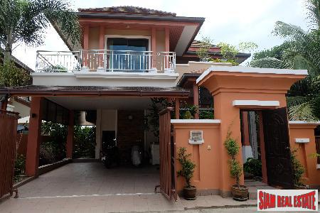 Three Bedroom Thai Lanna Style Pool Villa for Sale in Patong