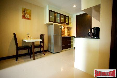 One-Bedroom Serviced Apartment in Great 3