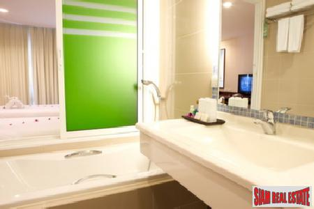 One-Bedroom Serviced Apartment in Great 8