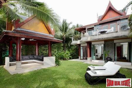 Luxury Three Bedroom Villa Available For Sale at Surin, Phuket