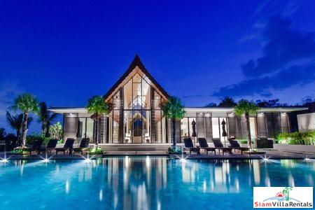Luxury pool villa with sea view at Cape Yamu