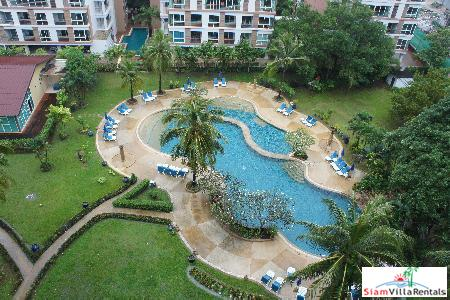 Deluxe Sea-View Studio Condo Near Patong Beach and Bangla